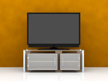 Plasma TV Stock Image