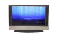 Plasma tv. Plasma or LCD tv 1 Royalty Free Stock Image