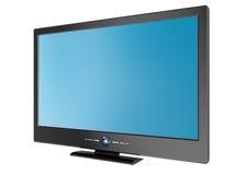 Plasma TV imagen de archivo libre de regalías