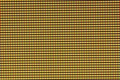 Plasma TV screen Stock Photography