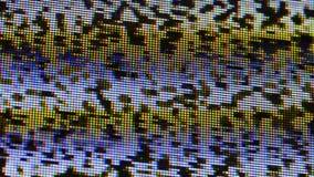 Plasma TV screen,watch TV stock video footage
