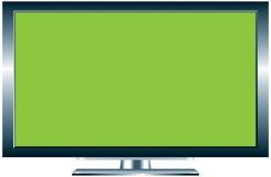 Plasmafernsehapparat lizenzfreie stockfotos