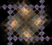 Plasmatic фракталь Стоковое Изображение RF