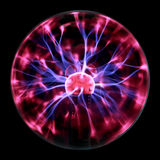 PLasmic ball Royalty Free Stock Images