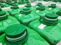 Plast- bensindunkar arkivfoton
