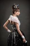 Plast-drottning 6 Arkivfoto