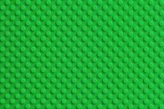 Plast- konstruktionsplatta Arkivfoto