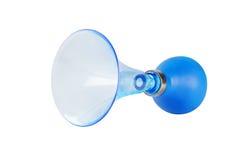 Plast- lufthorn Arkivbild