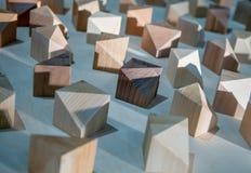 Plast- modell arkivbild