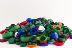 Plast-proppar arkivfoto