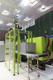 Plast- stöpningsmaskineri Royaltyfri Foto