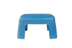 Plast- stol Arkivfoton