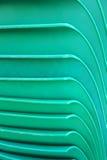 Plast- stolgräsplan Royaltyfri Fotografi