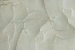 Plaste concrete textuur op muur Royalty-vrije Stock Fotografie