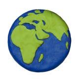 Plastelina planet2 Obrazy Stock