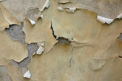 Plaster Bulges Royalty Free Stock Photos