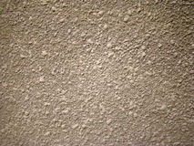 Plaster. Cement plaster color rough texture sprayed on the wall Royalty Free Stock Photography