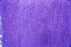 Plaster or cement texture violet color Royalty Free Stock Photography