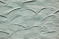 Plaster Color Detail Wall Stock Photo