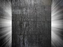 Plaster and Concrete texture 3d presentation Stock Photo