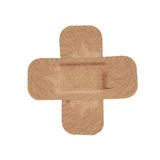 A plaster cross stock images