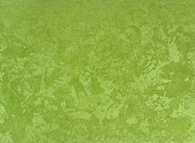 Plaster  green color Royalty Free Stock Photo