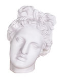 Plaster mask of Apollon Royalty Free Stock Image