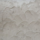 Plaster mortar wall of industrial building construction Royalty Free Stock Image