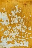 Plaster peeling off Royalty Free Stock Image