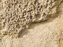 Plaster raw near Royalty Free Stock Images