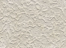 Plaster relief texture of a dry wall Stock Photo