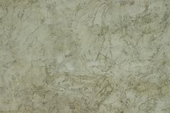 Concrete wall with plaster. Background texture Stock Images