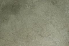 Gray concrete wall with plaster. Background texture Royalty Free Stock Photos