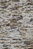 Plaster and Stone Wall Vertical Stock Photos