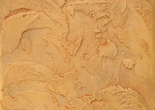 Plaster texture Stock Photography