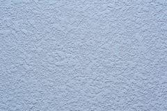 Plaster texture in blue handmade Stock Image