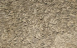 Plaster textured wall. Red shade Royalty Free Stock Images