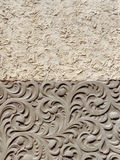 Plaster Textures, Romania. Plaster texture from a Romanian house Stock Photos