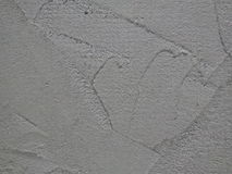 Plaster with unusual texture Royalty Free Stock Photo