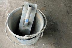 Plaster utensil Stock Photos