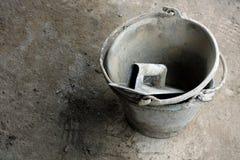 Plaster utensil Royalty Free Stock Photography