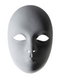 Plaster Venetian mask Stock Photos