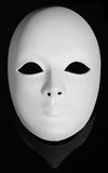 Plaster Venetian mask Stock Images