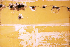 Plaster Wall Grunge stock photos