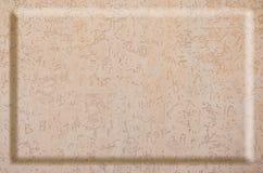 Plaster wall texture Stock Photo