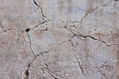 Plaster walls Stock Image