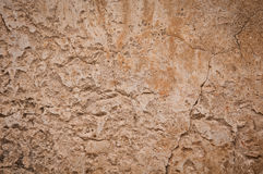 Plaster walls Royalty Free Stock Image