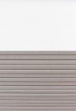 Plasterboard per costruzione immagine stock