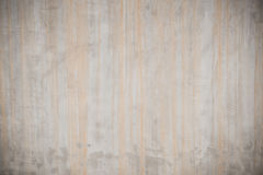 Plastered concrete wall. Royalty Free Stock Image