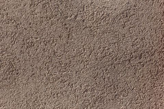 Plastered concrete wall Royalty Free Stock Image